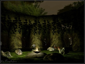 Sacred Stones/Xia Firethorn