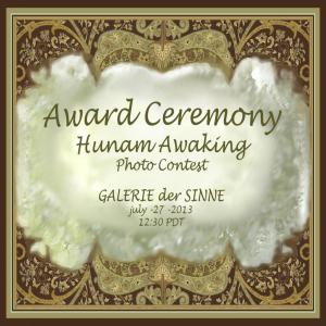 Human Awaking Award Ceremony