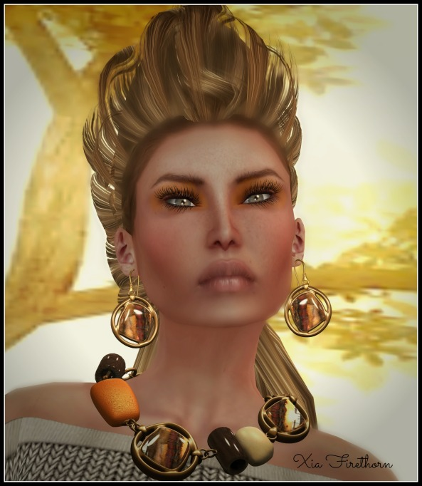 VM Fall Make up Xia firethorn