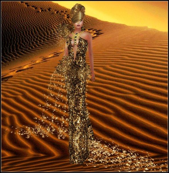 fD/MY IMMORTAL  IN GOLD/XIA FIRETHORN