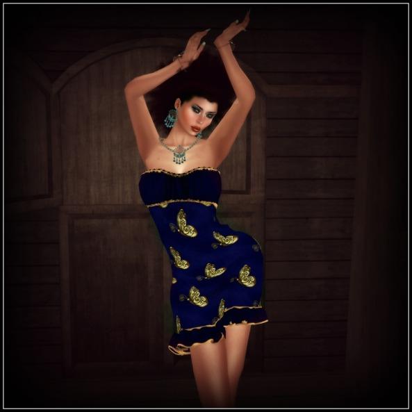 Sabra style/Xia Firethorn