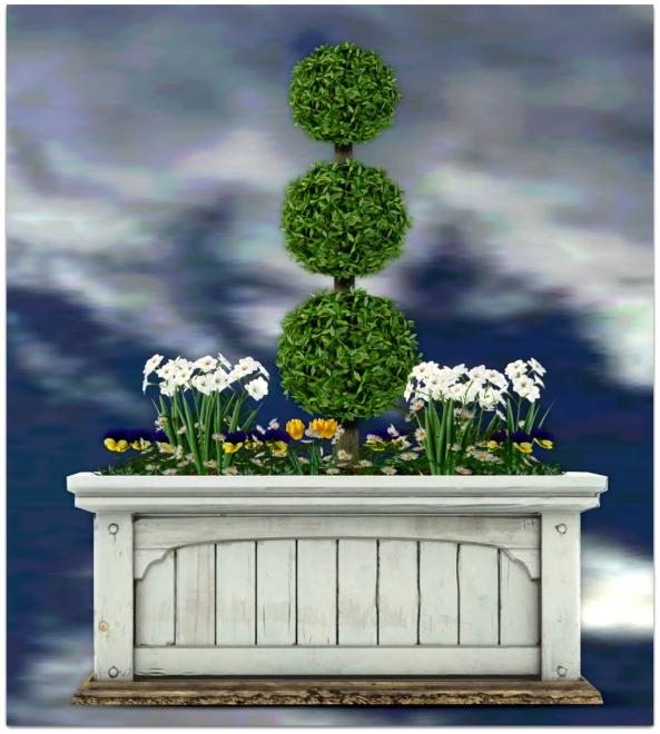 PLANTER-~ xantes ~ Mesh Spring Planter Maren_001