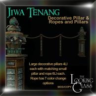 TLG - Jiwa Tenang Decorative Pillar & Ropes and Pillars 2