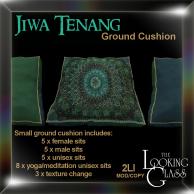 TLG - Jiwa Tenang Ground Cushion