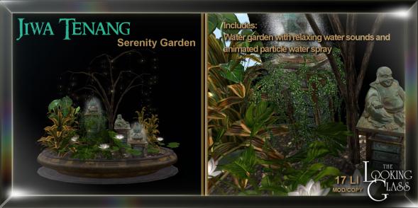 TLG - Jiwa Tenang Serenity Garden