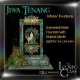 TLG - Jiwa Tenang Water Feature