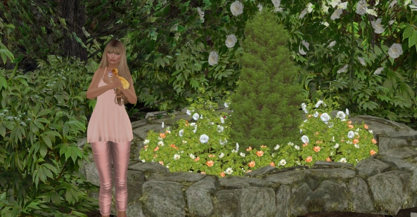 xantes ~ Stone Planter Corey 03 with I.M Outfit belle_001