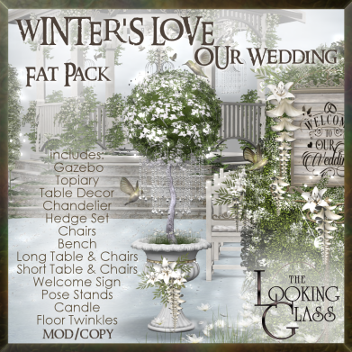 tlg - winter's love wedding fat pack